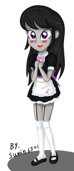 Octavia - maid uniform 6 by sumin6301