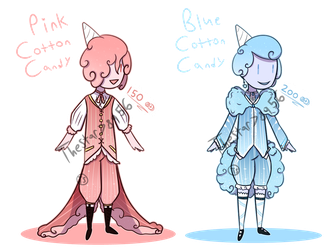 Royal Adoptables 0/2 (Closed) by Thestar78956