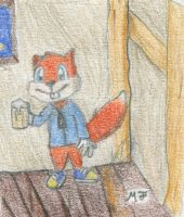 Conker by TheInsanityZone