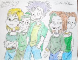 The All Grown Up Gang by HotIceHilda2011