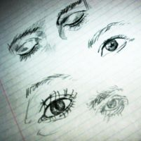 Eyes by caitlin-t