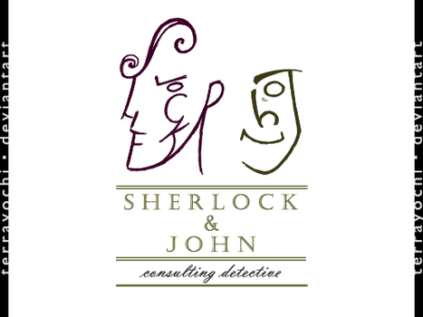 Sherlock and John by TerraYochi