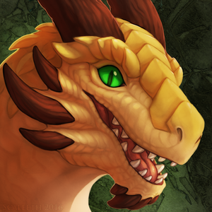 [Commission] Smile! by Scaleeth