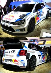 Volkswagen Polo WRC Rally Race Vehicle by toyonda