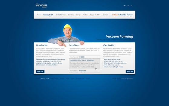 New Vacform Layout by jamesmtb by webgraphix