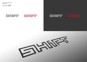 SHIFT Logo Competition 2 by arpad