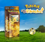 Pikachu TCG ''Product Image'' by trubbish101