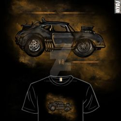Wasteland Road Trip / Last of the V8 Interceptors by designjunkies