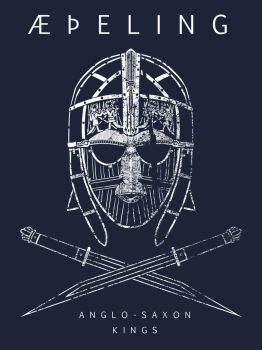 Anglo-Saxon T-shirt Design by RobbieMcSweeney