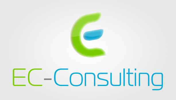 EC Consulting Logo by iodic