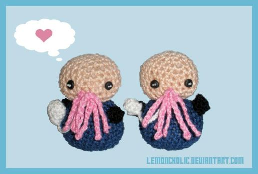 The Ood by Lemoncholic