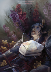 C: The Warden's Grave by KuroCyou