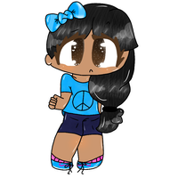 Chibi Practice m8 by OMGHAPPYFACE