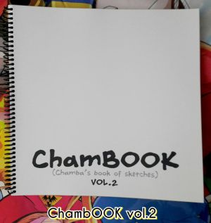 ChamBOOK vol.2 by theCHAMBA