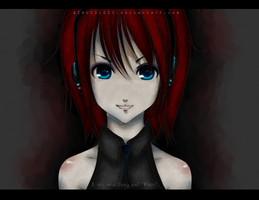 Another Side of Kairi by WINGEDLESS