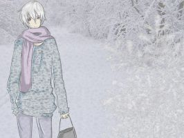 [APH] Russia- `The cold is comming` by Ms-Filou