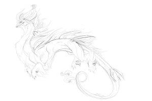 . Free Lineart Coming Soon . by Laseros