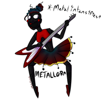 Metallora by Psycho-Manchester