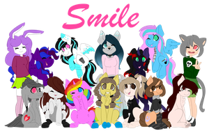 *_Smile_* by Sonica-Chann