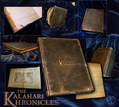 The Kalahari Khronicles by balaa