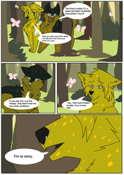 Wolf's Destiny-Page 69 by Itrakat