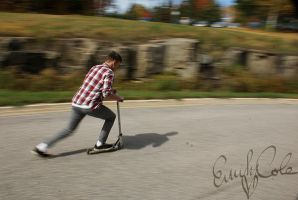 Panning-Final Shot by EmersonWolfe