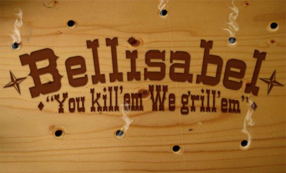 Bellisabel Grill by Mukong