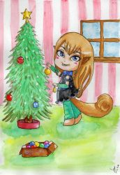 Happy Christmas 2014! by GiovyLoCa