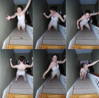 Outtakes from the Stair Shoot - Pack 1 by SenshiStock