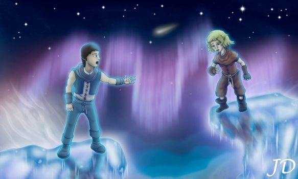 Brothers - A Tale of Two Sons by LazarusGrimm