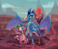 Dragonlords by thediscorded