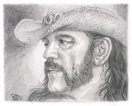 Lemmy by Windfreak