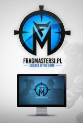 Logo Fragmastersi.pl by simpleARTgg