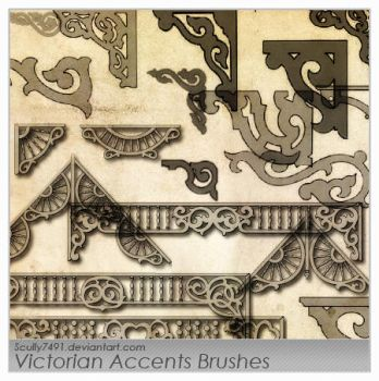 Victorian Accents by Scully7491