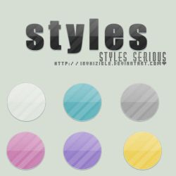 Styles serious by invhizible