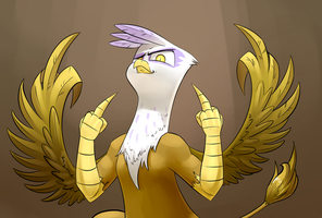 Gilda got some skills by Underpable