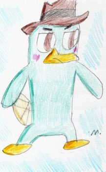 Perry by ptitemouette