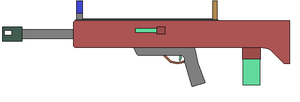 NGSAR Bullpup Rifle by Wxodus