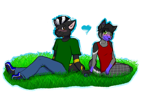 Sheeep-ish Point Commission by StarVampiress13