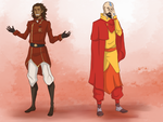 Sons of the Last Airbender by Icelandic-catlover