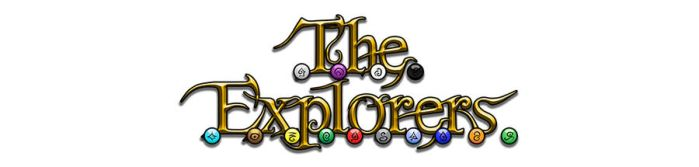 The Explorers new main logo by kirstennimwey