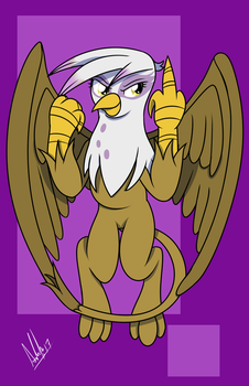Gilda (Patreon Reward - July 2017) by AniRichie-Art