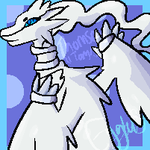 Tom The Reshiram Icon by EggTheTalonflame145