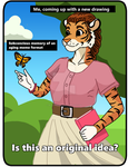 Tiger Gal: Is this a Meme? by Miltonholmes