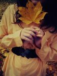 Autumn in her heart by Pice-of-Winter
