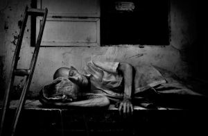 Homeless sleepless by djati
