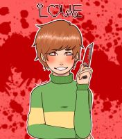 Chara's love by ChocoOzorii