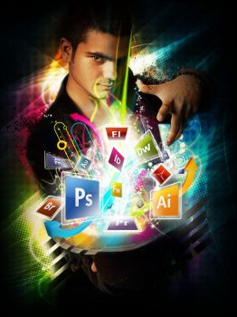 The magic of Adobe by chanito