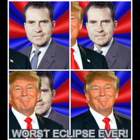 Nixon Eclipsed by Windthin