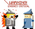 FTL Manners and Archimedes (This game is hard) by CaptainToog
